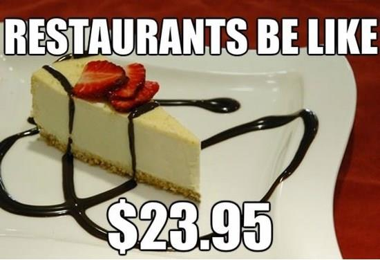 Scumbag Restaurants