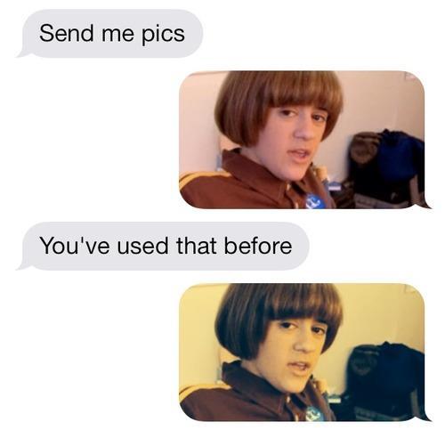 Send me a pic