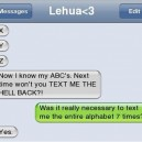 The Text Spammer