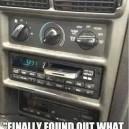 iPhone car slot