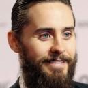 Katy perry with a beard