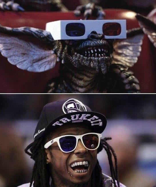 Lil Wayne vs. Gremlins
