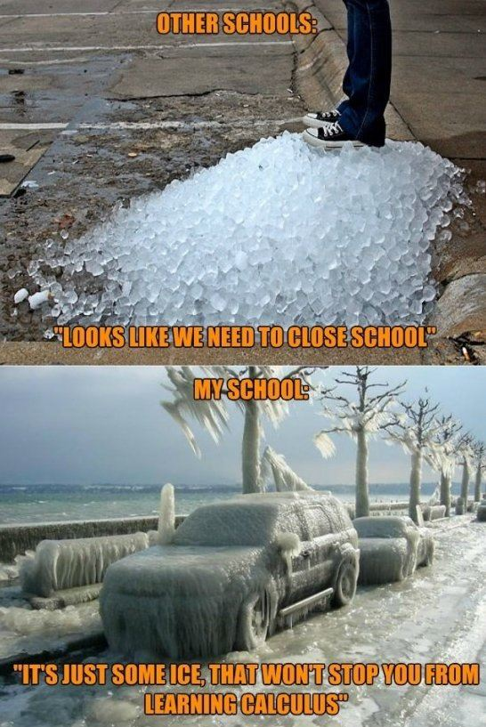 Other schools vs. My School