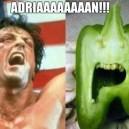 Rocky look a like