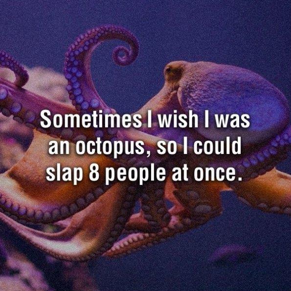 Slap people