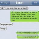 Texting FAIL
