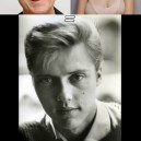 Young Christopher Walken Or Scarlett Johansson