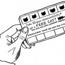 Cat lady starter card