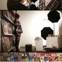 Invisible man photoshoot