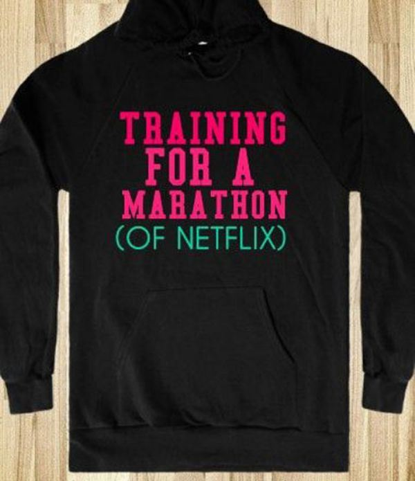 Training for a marathon