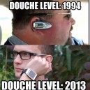 A new level of douche