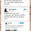 Drake vs. Bieber