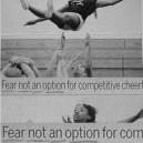 Fear Not an Option