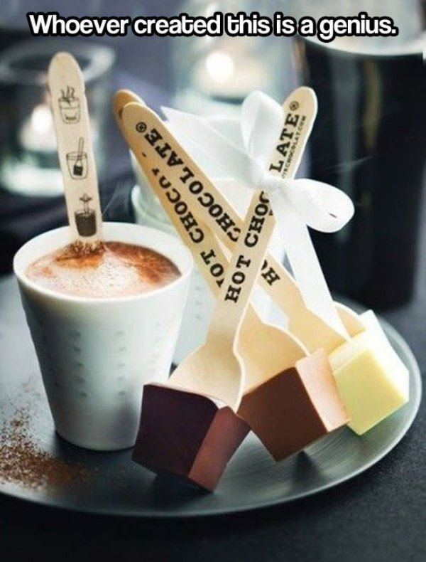 Hot Chocolate Spoon