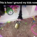 How to Ground Kids