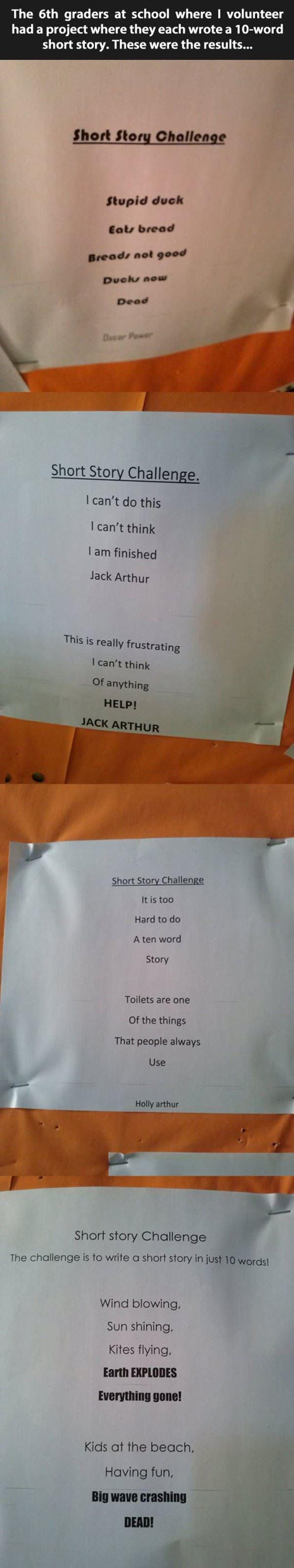 Kids Short Story
