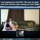 Me on Skype