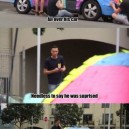 Post it Prank