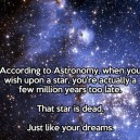 According to Astronomy
