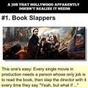 Book Slappers