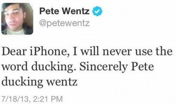 Dear iPhone