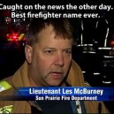 Firefighters Name