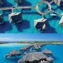 Four Seasons Hotel in Bora Bora