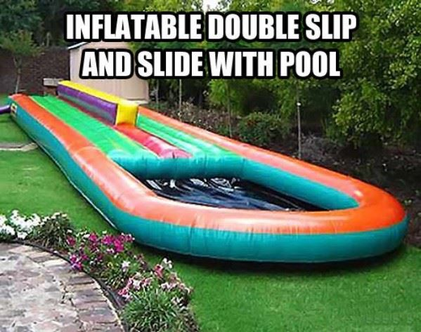Greatest pool ever!