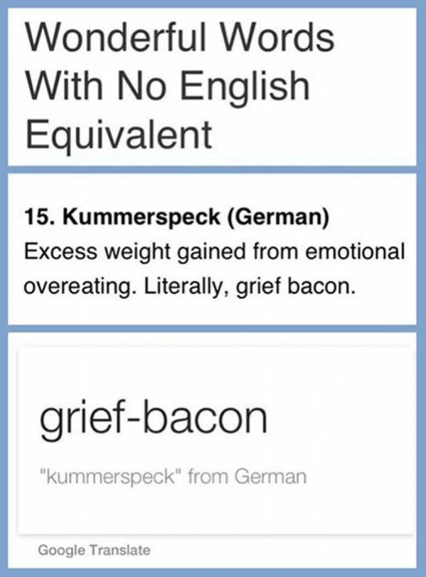 Grief Bacon