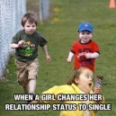 Her Relationship Status