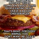 Making Up Vegans