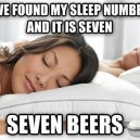 My Sleep Number