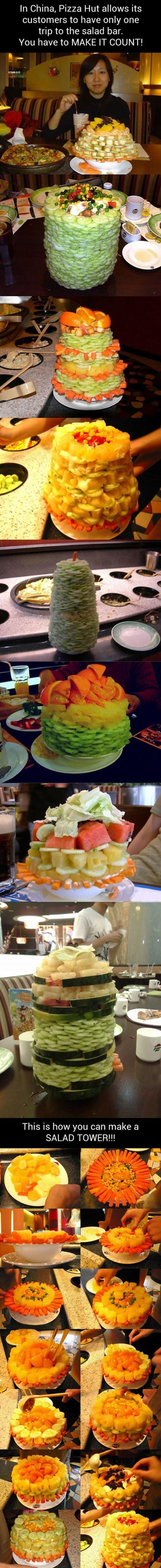 One Trip Salad