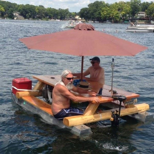 Picnic Level Redneck