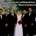 When grandma fell