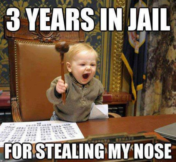 Baby Judge