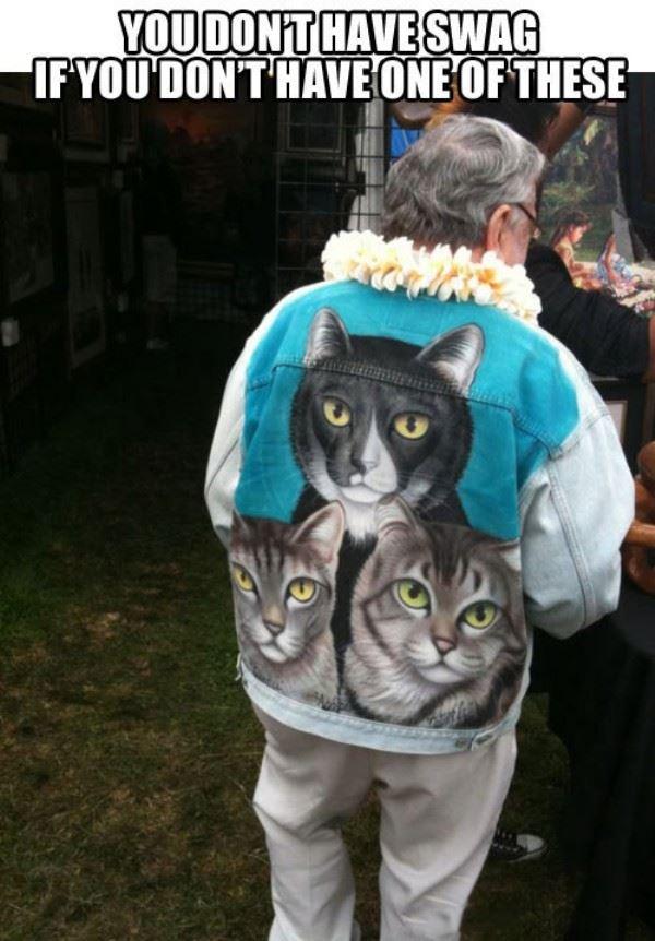 Cat Swag
