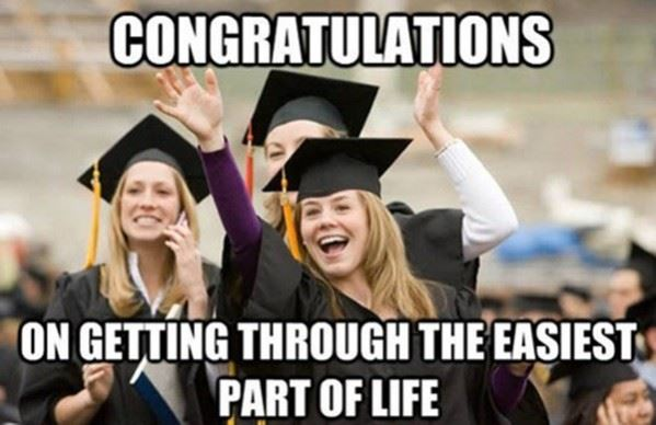 Congratulations Graduates