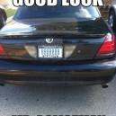 Good Luck Mr. Policeman