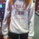 Harvard Law Shirt