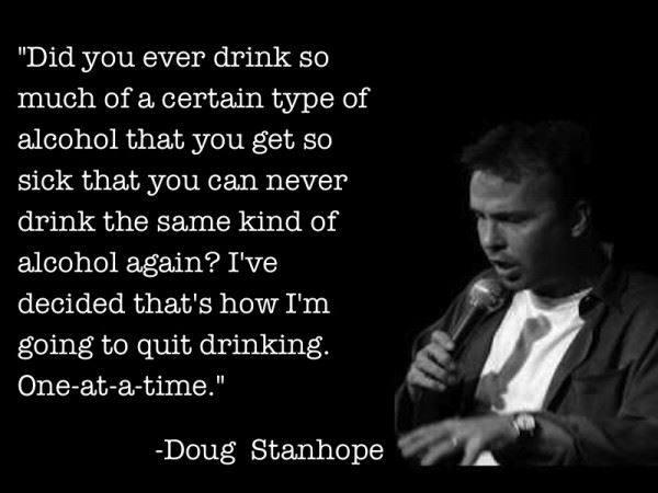 A way to quit drinking