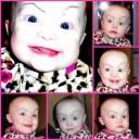 Crazy baby faces