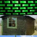 Heineken brick bottles