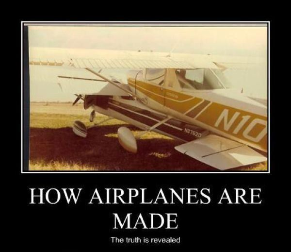 How airplanes are made