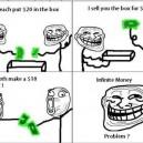 Infinite Money