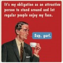 My obligation