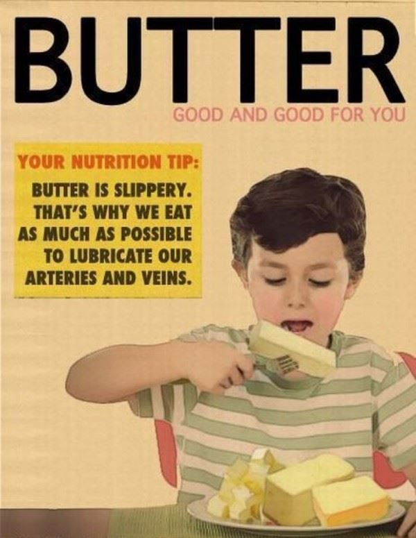 Slippery Butter