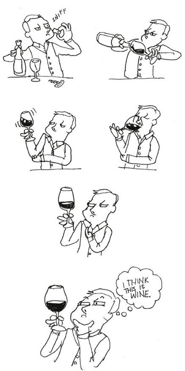 Wine Tasters