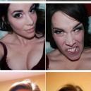 Girls Making Faces