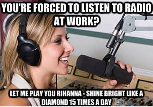 Scumbag radio